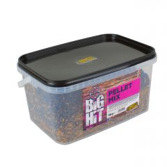 Big Hit | Pellet Mix | Particle Mix | 3kg - image 2